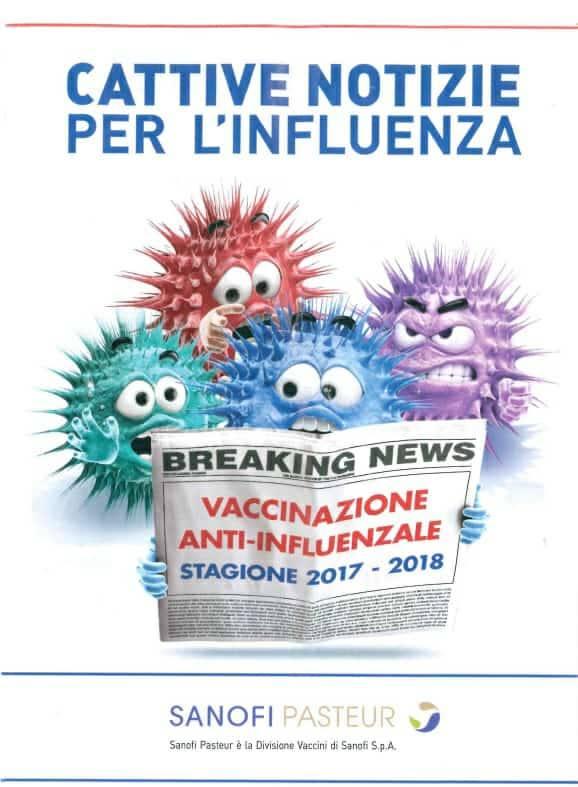 sintomi influenza 2018 mal di testa